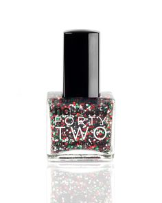 ncLA ' FORTY TWO' Nail polish for the UAE National Day
