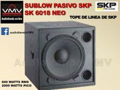 Sublow pasivo SKP Linea NEO