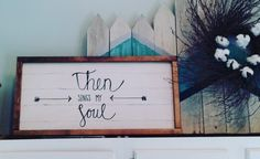 Then sings my soul Homey Home Design