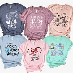 Disclosure: Affiliate links are used in this post. Any purchase you make using these links supports this site. Disney World Outfits, Cute Disney Outfits, Disney Inspired Outfits, Disney Style, Disney World Shirts Family, Disneyland Outfits, Disney Clothes, Disney Cute, Cute Disney Shirts