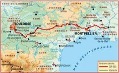Topo-guide FFRandonnée 6533 - Sentier vers Saint-Jacques-de-Compostelle : Arles - Toulouse