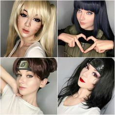 Cosplay Manga One cool anime – one cool cosplayer - Hinata Cosplay, Cosplay Anime, Cute Cosplay, Cosplay Makeup, Amazing Cosplay, Cosplay Outfits, Halloween Cosplay, Best Cosplay, Cosplay Girls
