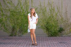 Let the fiestas commence 'cause its officially Cinco de Mayo! We are currently having a true case of outfit envy from the one and only Hannah of Champagne Lifestyle on a Beer Budget. Beauty Advice, Latest Fashion, Fashion Tips, Lifestyle Blog, Envy, Stylists, White Dress, Celebrities, Champagne
