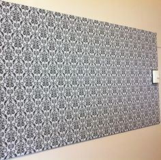 Cute DIY bulletin board! Get Preppy College Dorm Room Ideas like this on Uscoop.com!