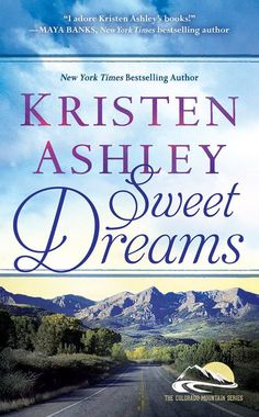"""NEW COVER """"Sweet Dreams"""" by Kristen Ashley"""