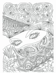 Therapeutic Coloring Books Lovely 2744 Best Adult Coloring therapy Free & Inexpensive in 2020 | Coloring pages Coloring book pages Blank Coloring Pages, Free Adult Coloring Pages, Free Printable Coloring Pages, Coloring Books, Coloring Sheets, Zentangle, Wal Art, Illustration, Mandala Coloring