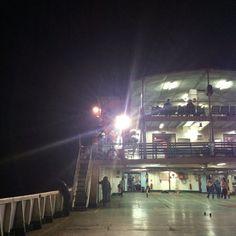 Ferry Merak to Bakauheni