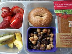 Lunch fit for a kid