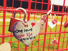 One love one life ❤