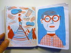 Laurent Moreau : Portfolio : illustration