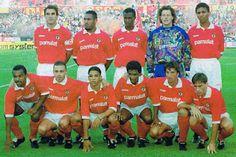 A Bola Indígena: Benfica 1995-1996