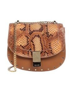Small Snakeskin print Logo Studs Solid color Magnetic fastening Internal zip pocket Dual straps Metallic straps Fully lined Contains non-textile parts of animal origin Joe Cross, Paul And Joe, Small Bags, Snake Skin, Luxury Branding, Saddle Bags, Soft Leather, Studs, Crossbody Bag