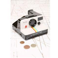 Polaroid spaarpot - Urban Outfitters - 20 euro.