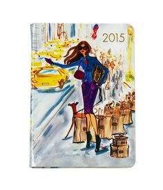 Taxi Girl 2015 Planner | Henri Bendel  ~ this is so fabulous!  Love it!