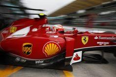 Scuderia Ferrari - Malaysian GP 2015