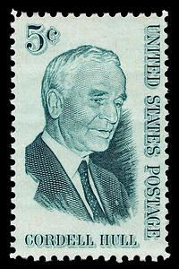 Stamp: Cordell Hull (United States of America) (Cordell Hull Issue) Mi:US 1217 Stamp World, Project Mercury, Stem Projects, American Presidents, Stamp Collecting, Postage Stamps, United States, The Unit, Collection