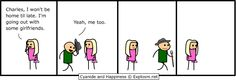 Cyanide and Happiness - Yeah, Me Too