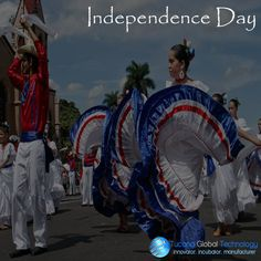 Happy #IndependenceDay to everyone in #CostaRica