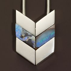 urban boulder opal necklace - I love all their jewelry