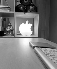 Apple lamp