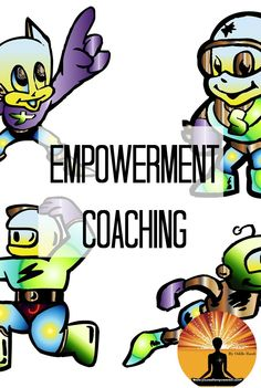 Forget about life coaching! Invest your #money AND #time in #EmpowermentCoaching with Odille!