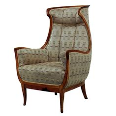 1stdibs - Art Deco Wing Chair explore items from 1,700  global dealers at 1stdibs.com