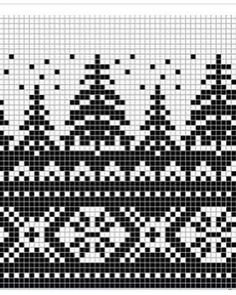Der Neuen 10 : Jacquard Hat Colorwork Knit auf Ins Fair Isle Knitting Patterns, Knitting Machine Patterns, Christmas Knitting Patterns, Knitting Charts, Knitting Stitches, Knitting Socks, Hand Knitting, Finger Knitting, Vintage Knitting