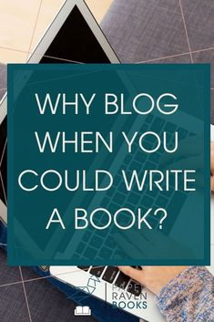 Blogging was once the pillar of online business success. But we're seeing that model change. Now writing a book is becoming a pillar of online business success. Would you consider scaling back on blogging to write a book? Check out this post to learn why you should consider it! #writeabook #writeanebook #onlinebusiness   write a book   write an ebook   online business success  
