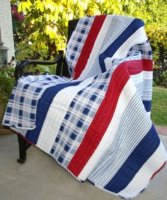 Another great find on #zulily! Nautical Stripe Throw by Greenland Home Fashions #zulilyfinds