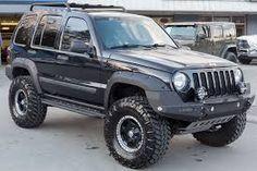 Resultado de imagen para lifted jeep liberty