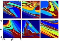 Modeling the rhythmic electrical activities of the brain