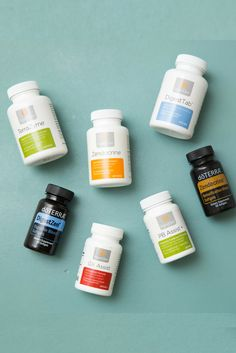 You may have noticed that doTERRA has an abundance of supplements all intended to benefit the digestive system. Find out what each product is used for by clicking on the pin!