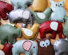 Button Bird Designs: '100%of the sales from these animal pillows will be donated to Compassion International to help with their Clean Water for Life program. Each animal is $25.00. If she sells all 22 that will be $550.00 which will provide 7 families with clean drinking water for life. 7 FAMILIES WITH CLEAN WATER FOR LIFE. Will you help her?'    Aren't these adorable?