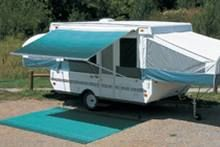 Carefree Campout Pop Up Awning Teal 13 1 981575700