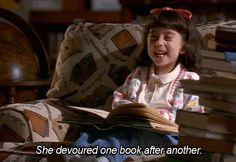 14 Things You'll Totally Understand If You Were A Child Bookworm