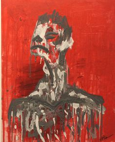 Title:Composed Medium: Encaustic by Ethan Lam Master Chief, Artworks, Medium, Painting, Fictional Characters, Painting Art, Paintings, Fantasy Characters, Drawings
