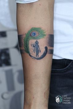 32/2 B.K. Sindhi colony, R.S. chat wali gali, above sweety fashion, Indore Contact:- 9584228615, 7000924824 Leo Tattoos, Print Tattoos, Indore, Arm Band Tattoo, Tattoo Studio, Feather, Fashion, Moda, Armband Tattoo