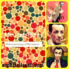 Image result for maurice ponty phenomenology of perception