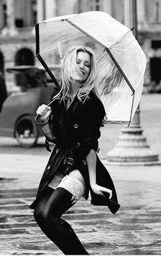 Monaco, Girl In Rain, Something In The Way, Under The Rain, Raincoat, Goth, Punk, Wonder Woman, Superhero