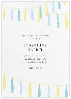 Beautiful Baby Shower Invitations   Online And Paper   Paperless Post