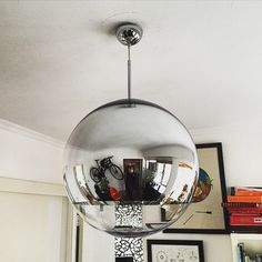 Mirror Ball Lighting by Tom dixon
