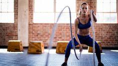 Übungsroutine, um Gewicht im Fitnessstudio zu verlieren dumme Männer