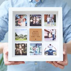 Are you interested in our Personalised Print For Dad? With our Personalised Memory Print you need look no further. Photo Printing And Framing, Diy Gifts, Unique Gifts, Personalised Frames, Personalised Baby, Girl First Birthday, Box Frames, Boyfriend Gifts, Anniversary Gifts For Your Boyfriend