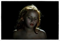 Bill Henson - photographer Chiaroscuro in documentary photography