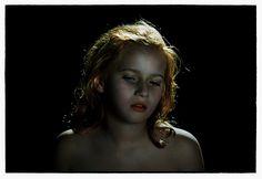 Bill Henson - photographer Chiaroscuro in documentary photography