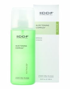 DDF Aloe Toning Complex, 8.45-Ounce Bottle by DDF. $19.95. Refreshes. Hydrates. Unisex toning complex for all skin concerns. Formulated with Sodium PCA, a natural moisturizing factor found in healthy skin. Great after cleansing to rehydrate or as an after-shave tonic to calm distressed skin. Fragrance-free.. Save 43% Off!
