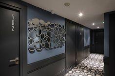 Photographies de l'Hôtel le Cinq, Boutique hôtel de luxe 4 étoiles