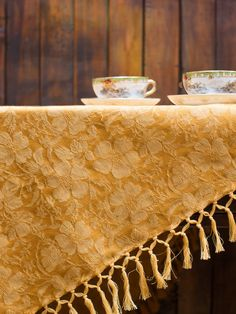 Victorian Rose Tablecloth   Gold | New Arrivals, Kitchen Linens :Beautiful  Designs By April Cornell | Autumnu0027s Golden Glow | Pinterest | April Cornell,  ...