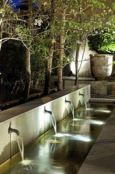 Amazing fountain