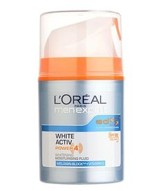 L'Oreal Paris Men Expert White Activ Oil Control Moisturizing Fluid 50 ml To Buy : http://onerx.in/loreal-paris-men-expert-white-activ-oil-control-moisturizing-fluid-50ml.html